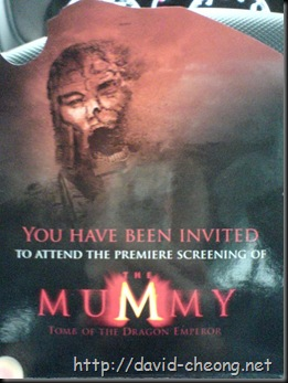 The Mummy Return