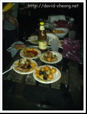 BBQ in port diction