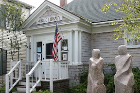 Public Library in Southwest Harbor, Maine