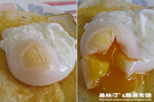 滾蛋多士 Poached Egg with Toast02