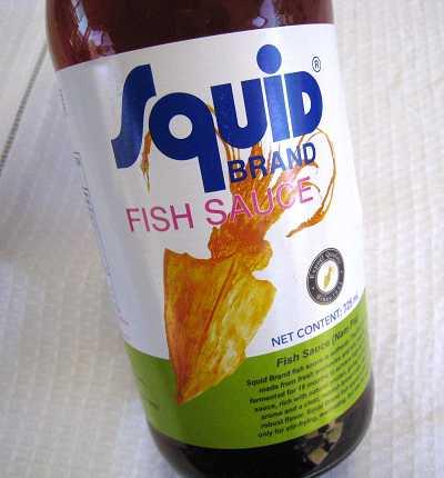 Fish Sauce 魚露