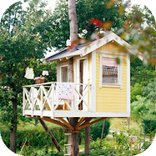 DIY Tree House Ideas