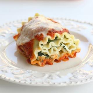 Chicken Spinach Lasagna Healthy Recipes