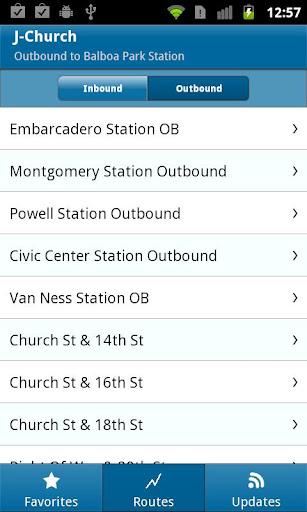 交通運輸必備APP下載|Muni Tracker 好玩app不花錢|綠色工廠好玩App