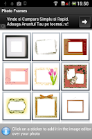 Screenshot of Photo Frames