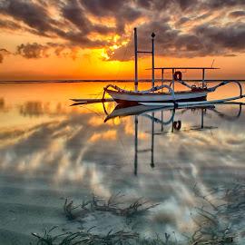 by Dek Seplo - Transportation Boats