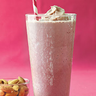 Milk Chocolate Almond Shake