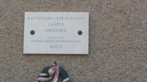 Batthyány Strattmann László Emlékmű