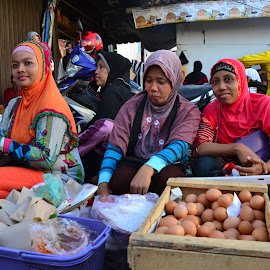 market by Bagus Wijaya - City,  Street & Park  Markets & Shops (  )