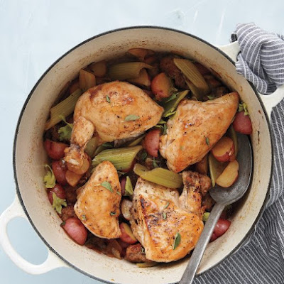 One-Pot Chicken with Sausage and Potatoes
