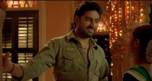 Laaga Chunari Mein Daag 7 Abhishek Bachchan and Rani Mukherjee (2)