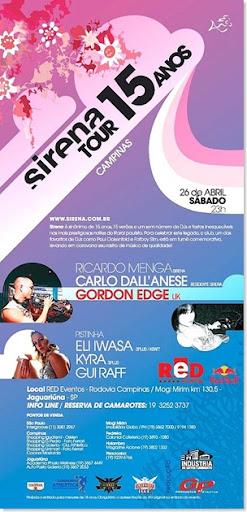 Sirena Tour