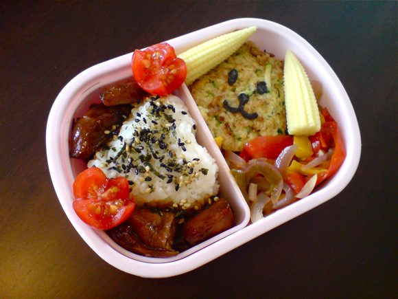 teriyaki chicken bento2