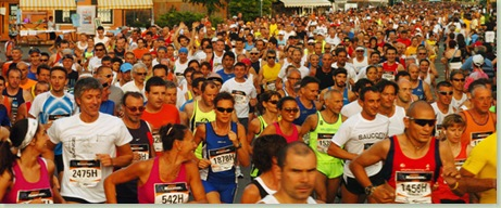 2008-06-07 Jesolo Night Marathon 1