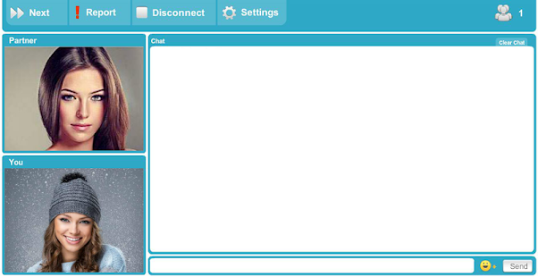 Live Chat Roulette- screenshot thumbnail