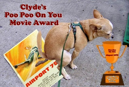 Poo Poo on You Award