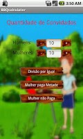 Screenshot of Calculadora de Churrasco -Beta
