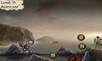 Screenshot of Death Biker - Racing Moto
