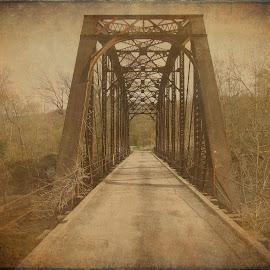 Old Artemus Bridge Set D by Paul Mays - Buildings & Architecture Bridges & Suspended Structures