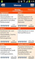 Screenshot of Universität Mannheim