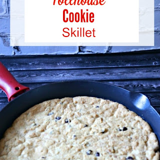 Toll House Pan Cookie