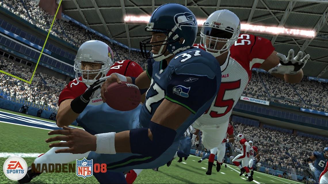 Madden NFL 2008