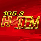 105.3 HOT-FM icon