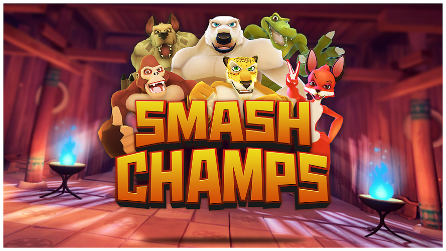Smash Champs Android App Screenshot