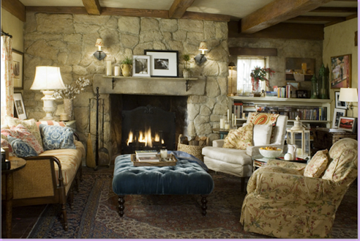 Cosy Country Interior