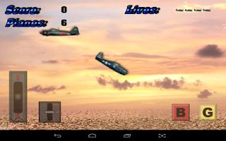 Screenshot of Pacific Hellcat