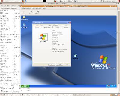 thumbnail of xp64 in hardy heron x86_64 KVM