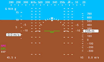 Screenshot of InertialNav
