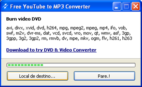 Free youtube to MP3 05