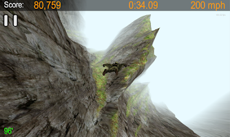 Screenshot of Wingsuit - Proximity Project