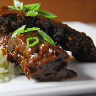 Asian Spiced Ribs