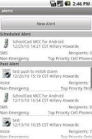 Screenshot of SK Notify