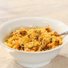 Couscous with Prunes and Toasted Almonds
