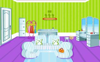 Screenshot of Escape Game-Modish Room