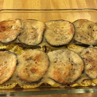 layered eggplant and polenta casserole martha stewart extra virgin ...