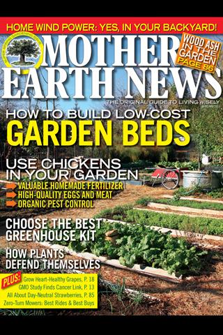 Mother Earth News - screenshot
