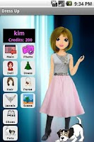 Screenshot of Fashion Math Pro