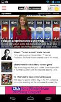 Screenshot of 41 Action News Kansas City