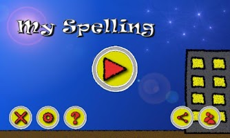 Screenshot of My Spelling