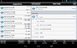 Screenshot of iDDL USA
