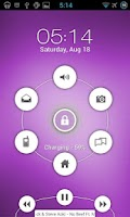 Screenshot of 6Ways - MagicLockerTheme