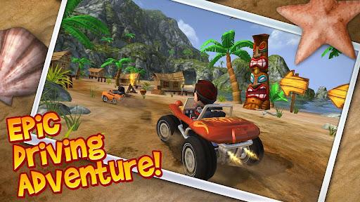 Beach Buggy Racing for iPhone/iPad Versija : 1.1