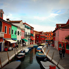 Burano, Italy by Chen-Wei Cheong - Buildings & Architecture Homes