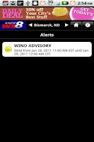 Screenshot of KNOE 8 WX
