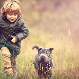 Running by Chinchilla  Photography - Babies & Children Toddlers