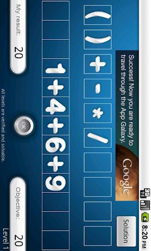 Scrambled Equations